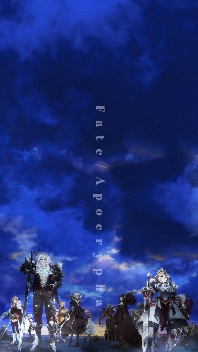 輝桜 かぐさ On Twitter 燁桜の壁紙画像加工 第151弾 Fate Fate