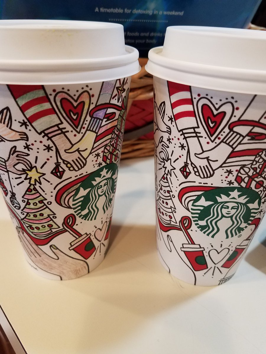 Starbucks Coffee على تويتر Very Cute We Love Seeing The