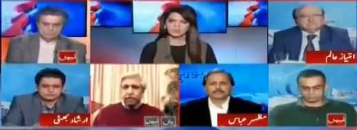Report Card - 27th November 2017 -  Justice Shaukat Aziz Criticism on Army thumbnail