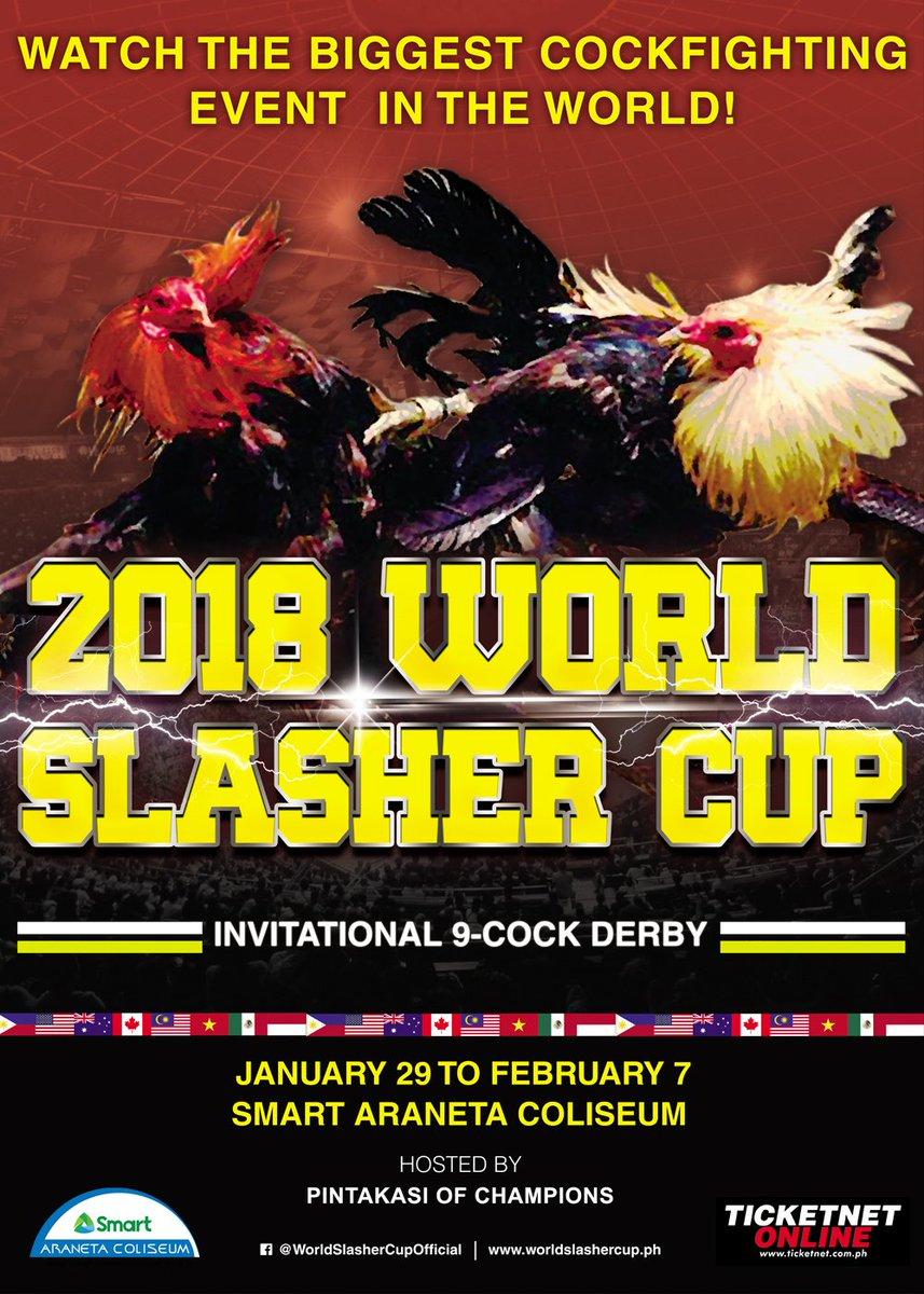 World Slasher Cup OFFICIAL (@TheWorldSlasher) | Twitter