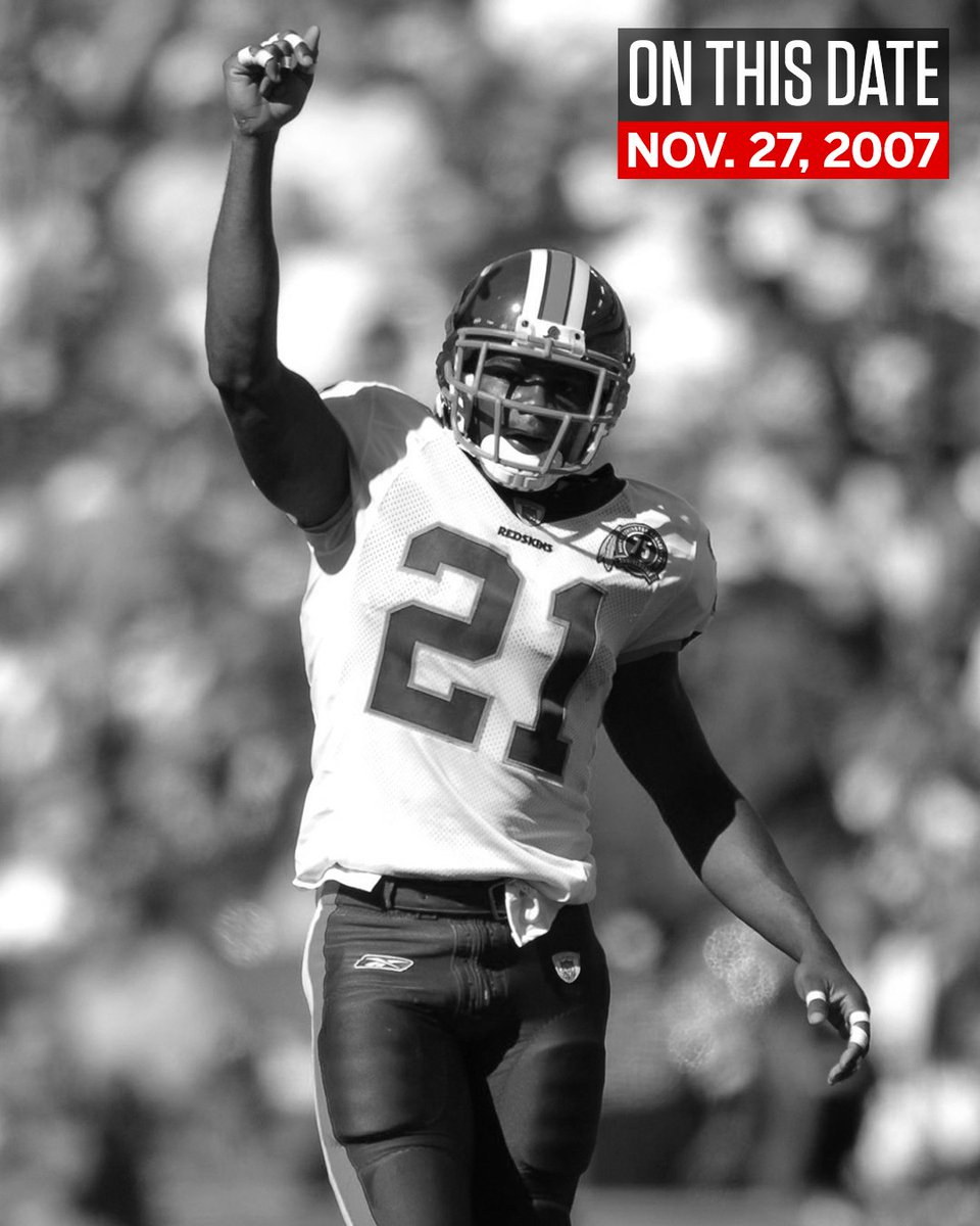 10 years ago today, we lost Sean Taylor.  He was 24.