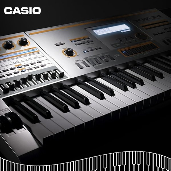 Have you used the Casio XW-P1 synthesiser? The technology offers support for performers with high sound production standards from over 2,000 built-in waveforms. Try it today! https://t.co/qgqoHr1X2i https://t.co/nCgP0jZIPl
