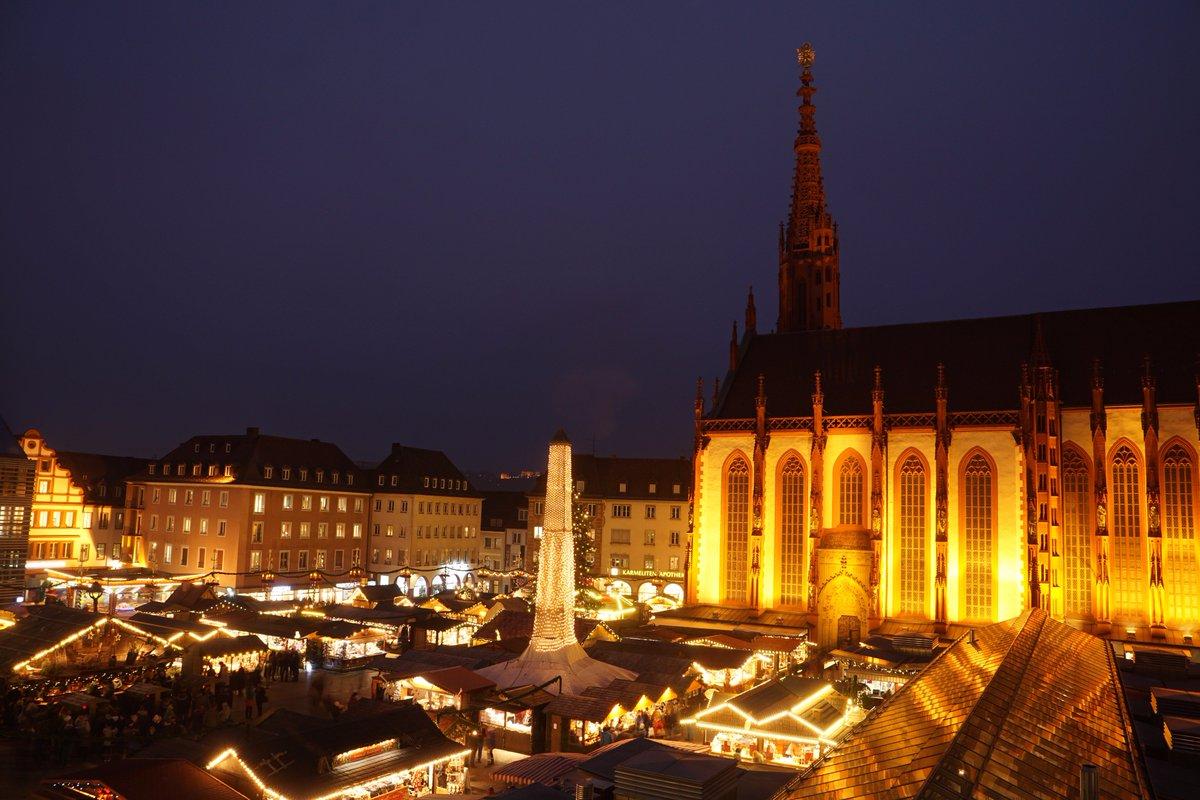 Weihnachtsmarkt Würzburg.Würzburg On Twitter Weihnachtsmarkt Mit 145 Ständen Der