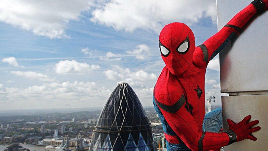 Фильм новый человек паук скачать