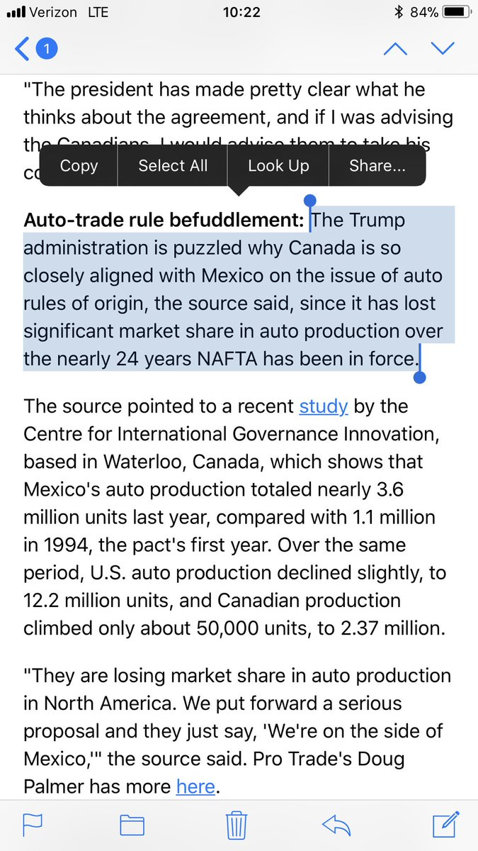 Flavio Volpe On Twitter Dear Ustr You Made A Nafta Auto