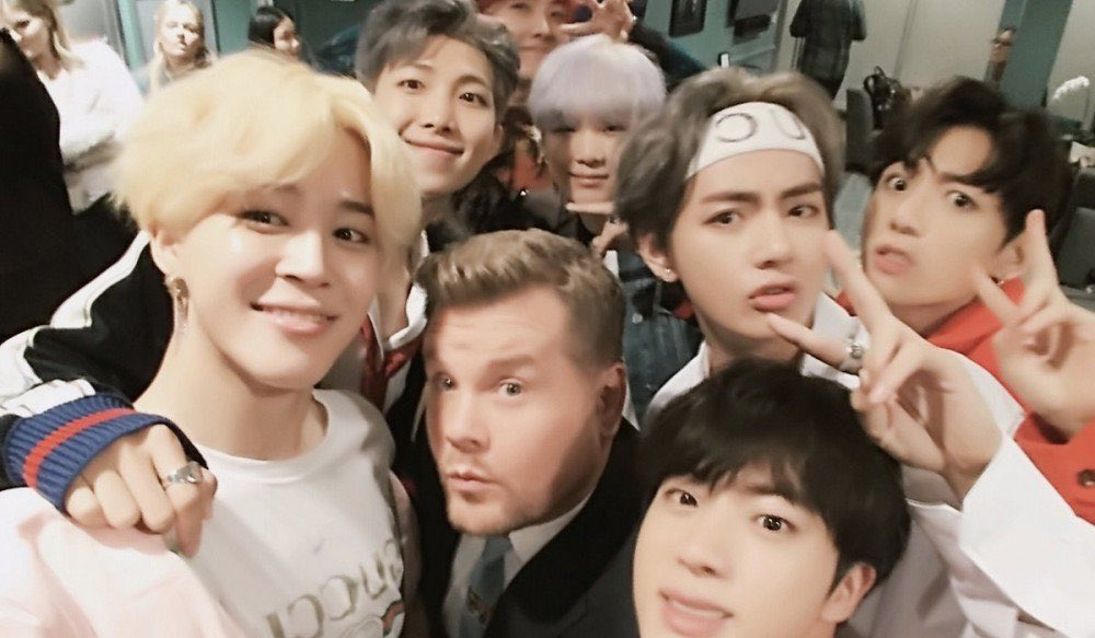 Dreamt I'd joined @BTS_twt last night