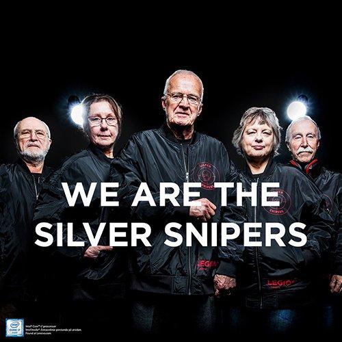 最年長は81歳、シニアCS:GOチーム『Silver Snipers』が世界最大のLANゲームパーティ『Dreamhack Winter 2017』に参戦 https://t.co/94TelFC1Qh https://t.co/upTHwTW9im