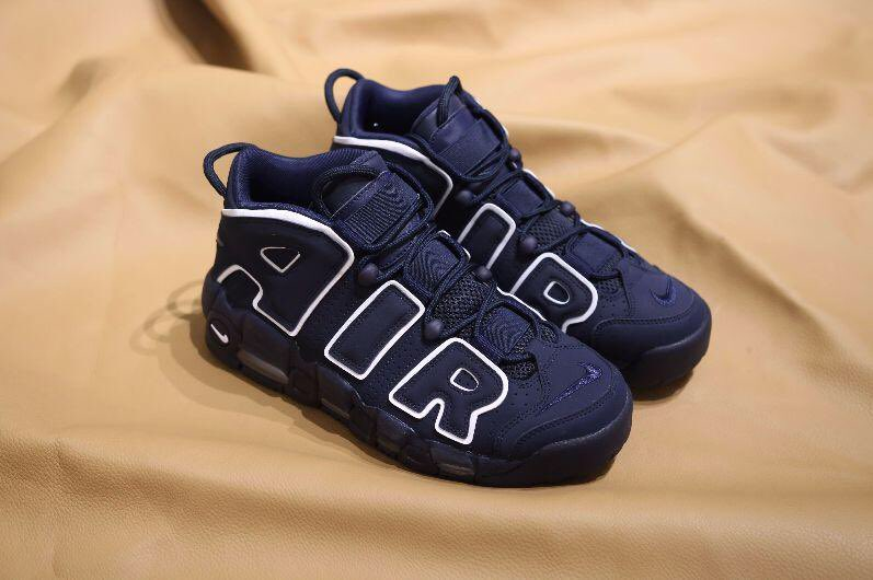 """893ab643d3bf5 Nike Air More Uptempo  96 """"Obsidian"""" and Nike Air Vapormax Flyknit Running  """"Midnight Fog"""" AVAILABLE NOW online   in stores! https   shop.exclucitylife.com  ..."""