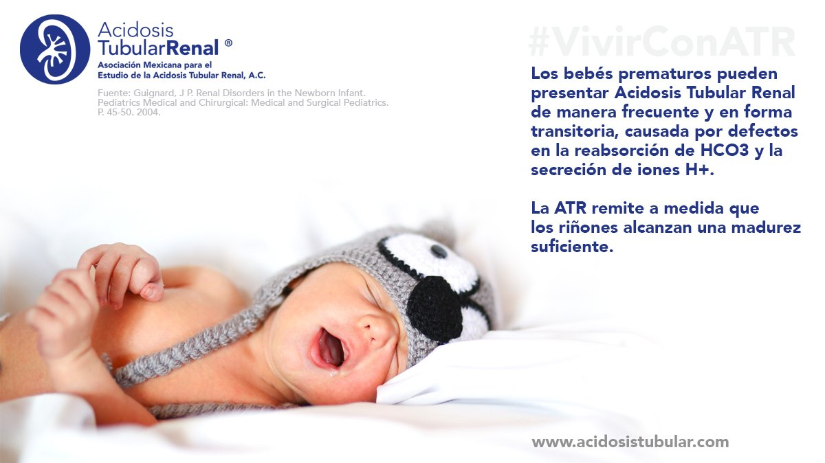 acidosis tubular en bebes