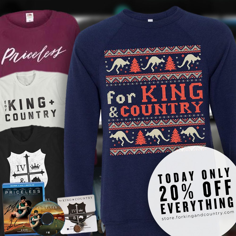 For King And Country Christmas.For King Country On Twitter It S Official Christmas And