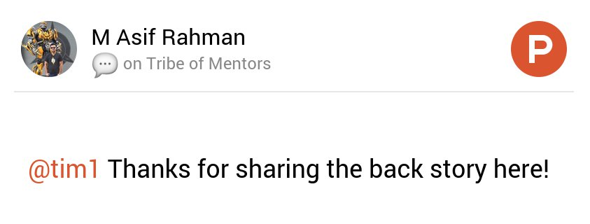 test Twitter Media - My thoughts on Tribe of Mentors on @ProductHunt cc @tferriss https://t.co/xkkIE6LSIr https://t.co/FlFn1yI071