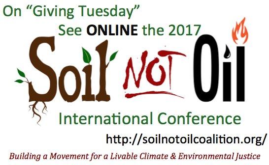 soilnotoil photo