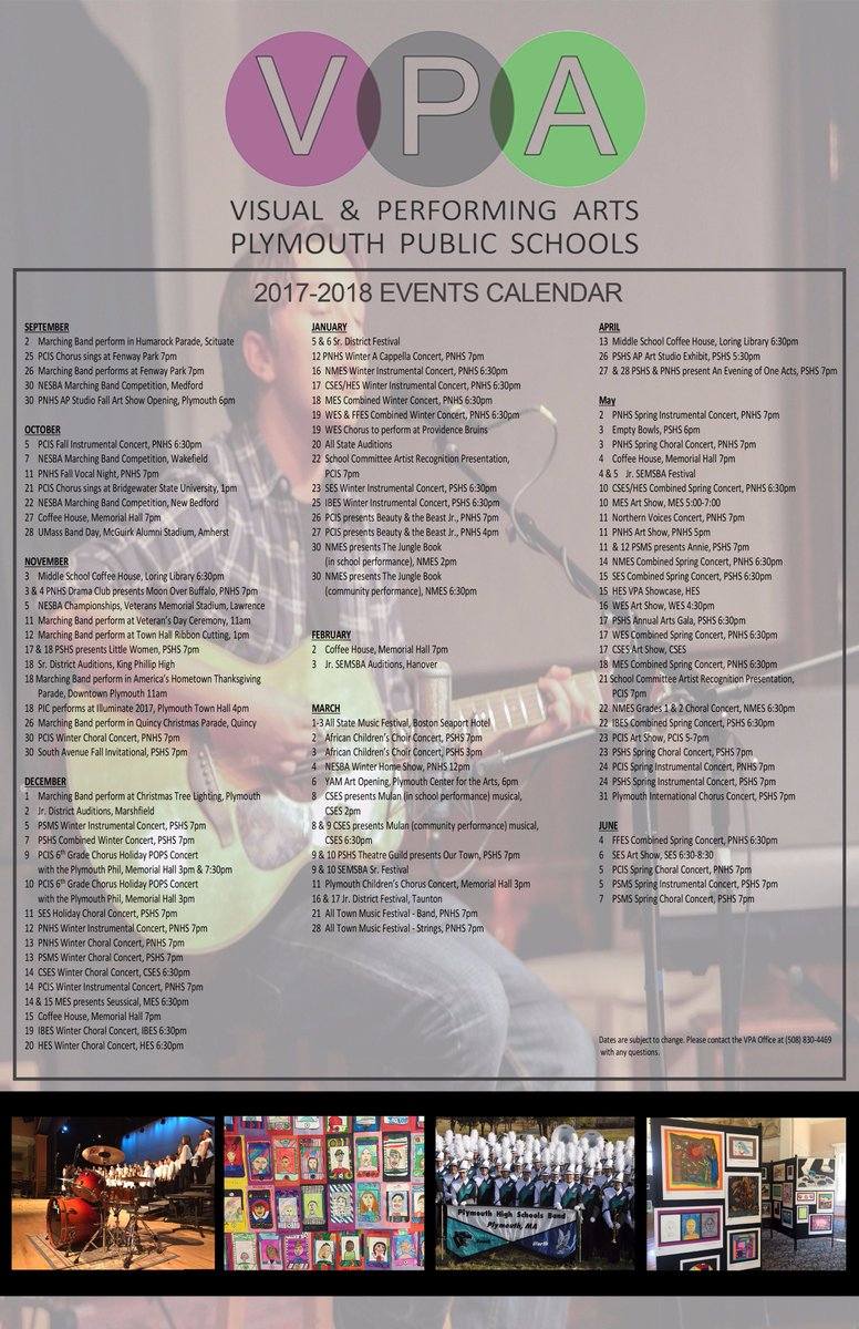 Pps Calendar.Pps Presents On Twitter Take A Look At All These Great Vpa Events
