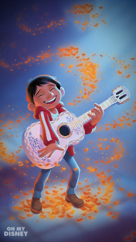 Disney Pixar على تويتر We Re Giving Our Phones A Pixarcoco