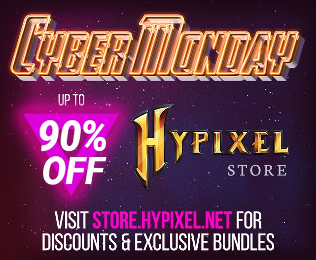Hypixel Server on Twitter: