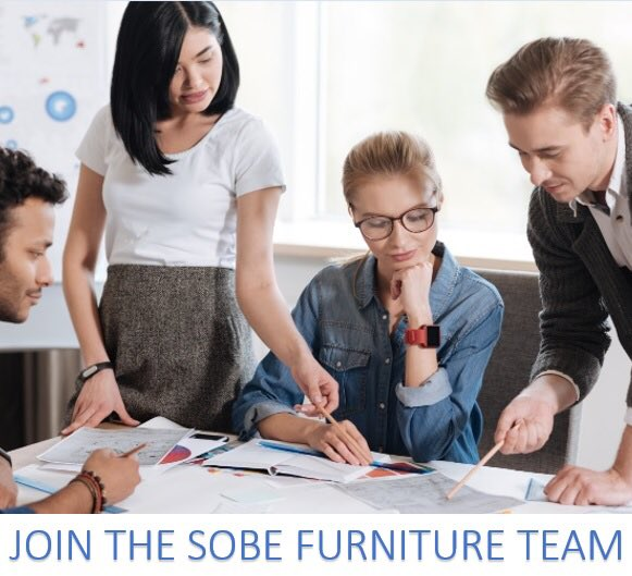 SoBe Furniture Is Hiring For Interior Design And Furniture Sales Associate  Positions. If You Are Interested, Please Contact Us Directly At ...