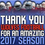 Image for the Tweet beginning: #UWG Our wolves had an
