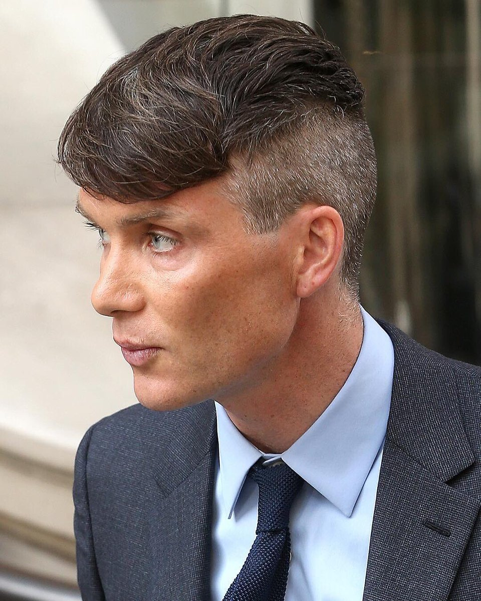 Cillian Murphy Haircut Haircuts Models Ideas