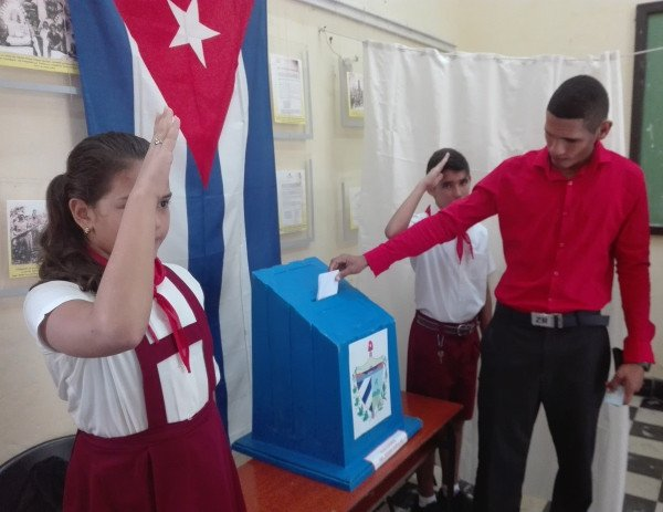 More than 7 million Cubans attended the polls.