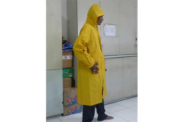 Jas hujan overcoat