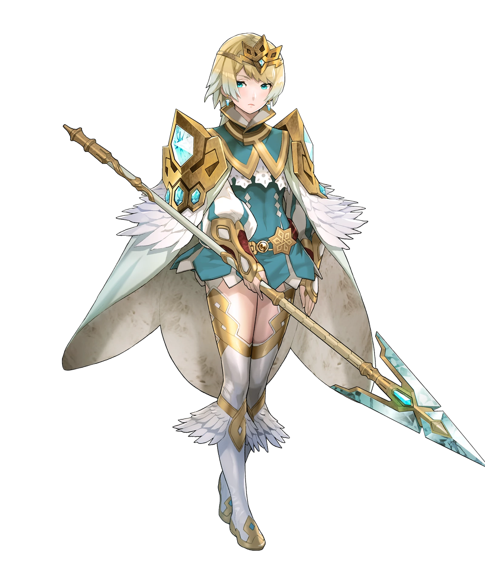 Meet Fjorm, the new major character.