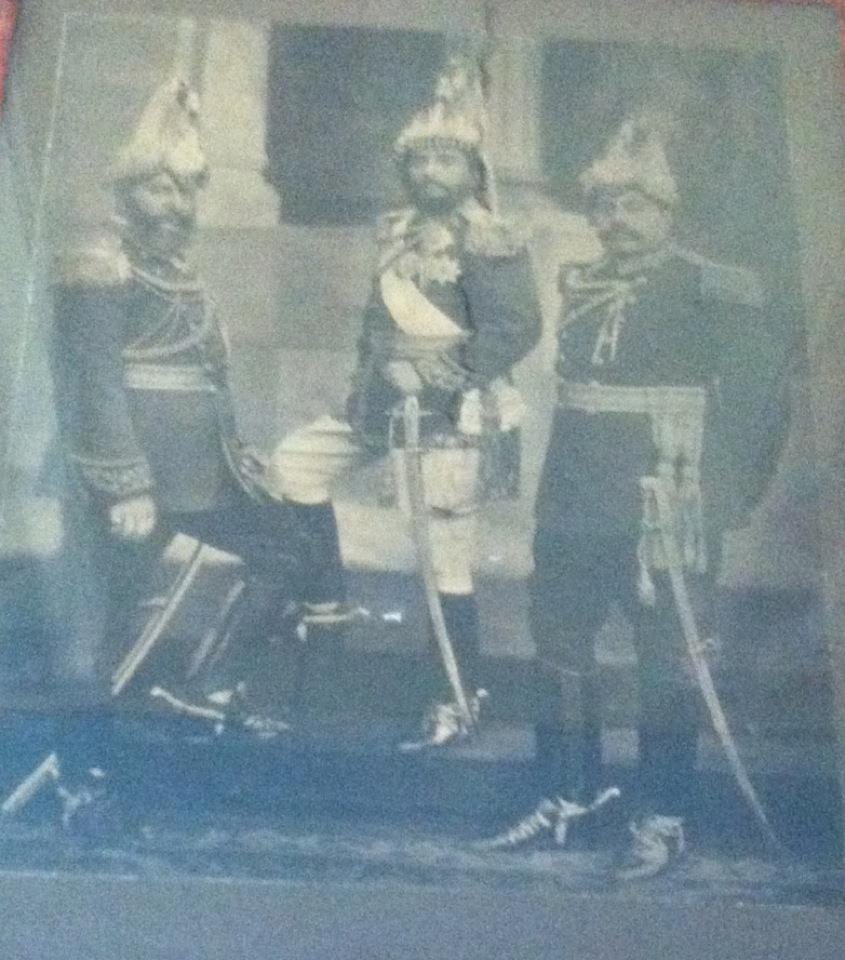 Baber Shamsher Jang Bahadur Rana