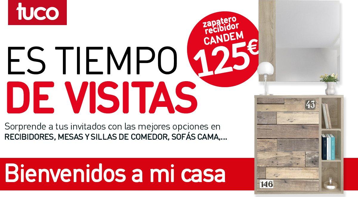 Muebles Tuco On Twitter Es Tiempo De Visitas Recibe A Tus