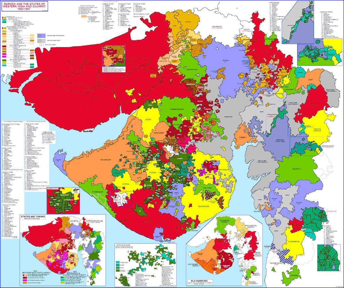 Onlmaps on twitter gujarati states 1943 1947 httpst onlmaps on twitter gujarati states 1943 1947 httpstse8v0tjuti maps httpstnfhtcycc1a gumiabroncs Choice Image