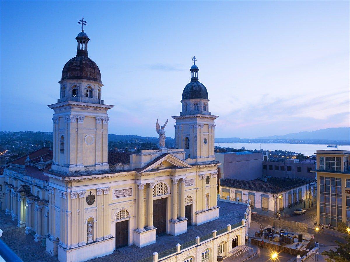 Catedral de Santiago de Cuba entre los inmuebles nominados