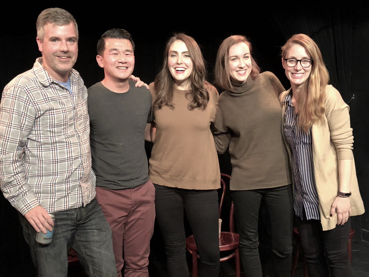 Listen to last night's show! Great panel with @ronnychieng, @hordie, and @ImLaurenAdams! itunes.apple.com/us/podcast/two…