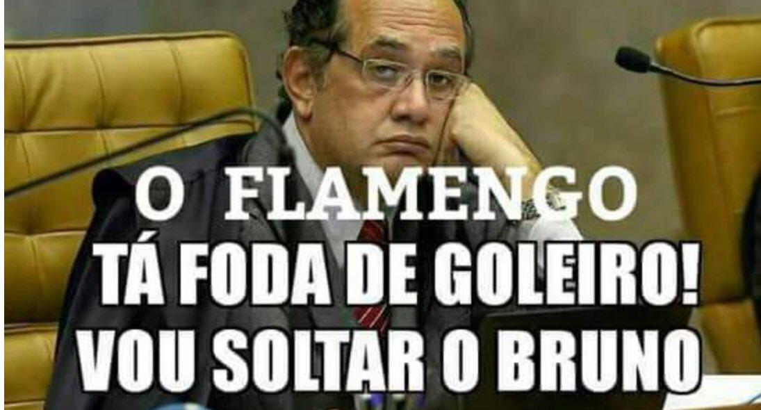 Gilmar Mendes dá um reforço no Flamengo!