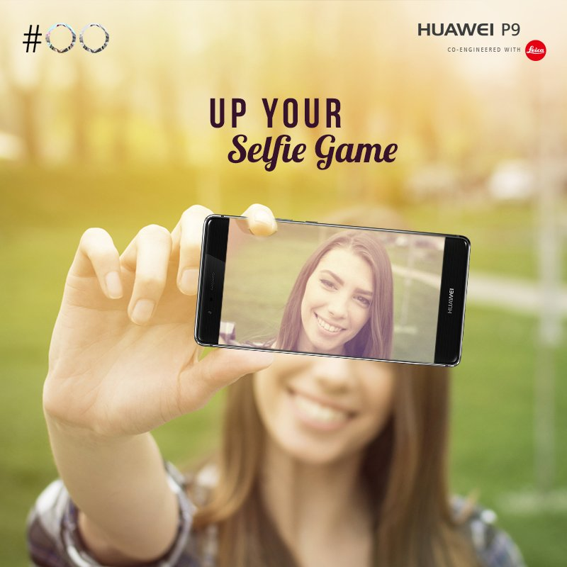Put the outstanding 8 MP front cam of the #Huawei #P9 to work and be at the top of your #selfie game! Grab yours now:  https:// goo.gl/YyLE6w  &nbsp;  <br>http://pic.twitter.com/mHxFOPzAq4
