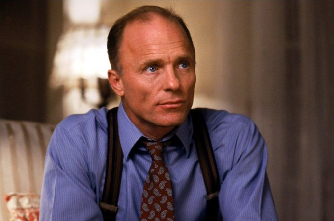 Happy birthday to a terrific actor and filmmaker, four-time Oscar nominee Ed Harris!