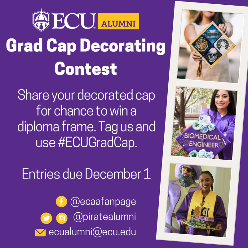 december grads get yours in today to win a free diploma frame tag us on social media or email your photos to ecualumniecuedu innerpirate eastcarolina - Ecu Diploma Frame