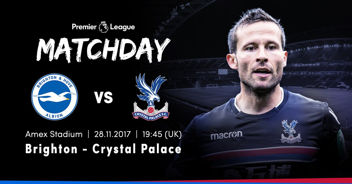 Red'n blue army for the derby day 🔴🔵 #cpfc #southlondonandproud #derby #coyp #rednbluearmy #bricry https://t.co/liBXX6biST