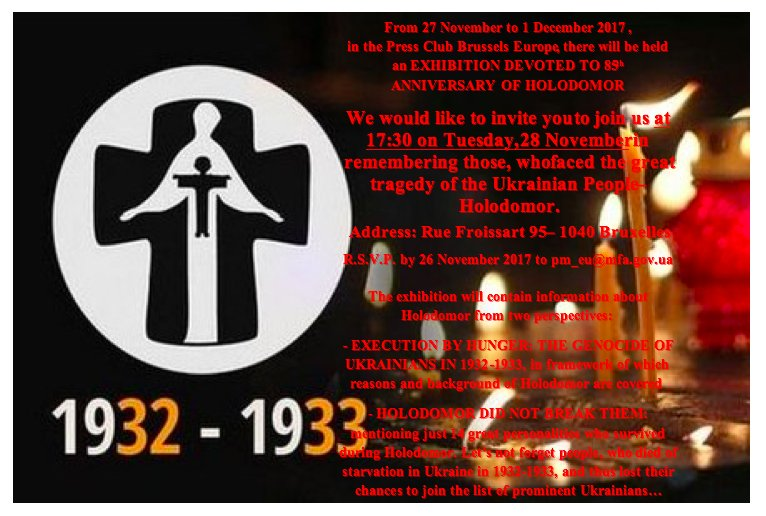 Micha Boni On Twitter In The Ukrainian Holodomor From 1932