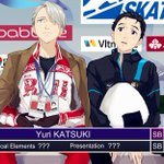 The score for Yuri KATSUKI from JAPAN is _______ ?…
