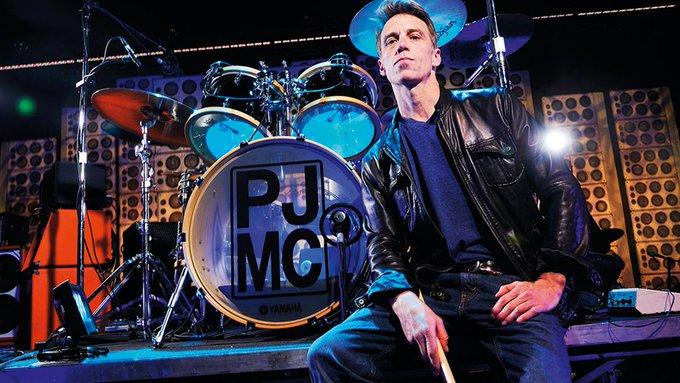Happy birthday to drummer, Matt Cameron!