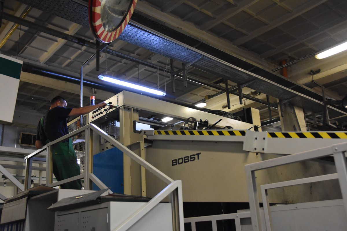 Dunapack Packaging: Start of construction of Paper Machine 2