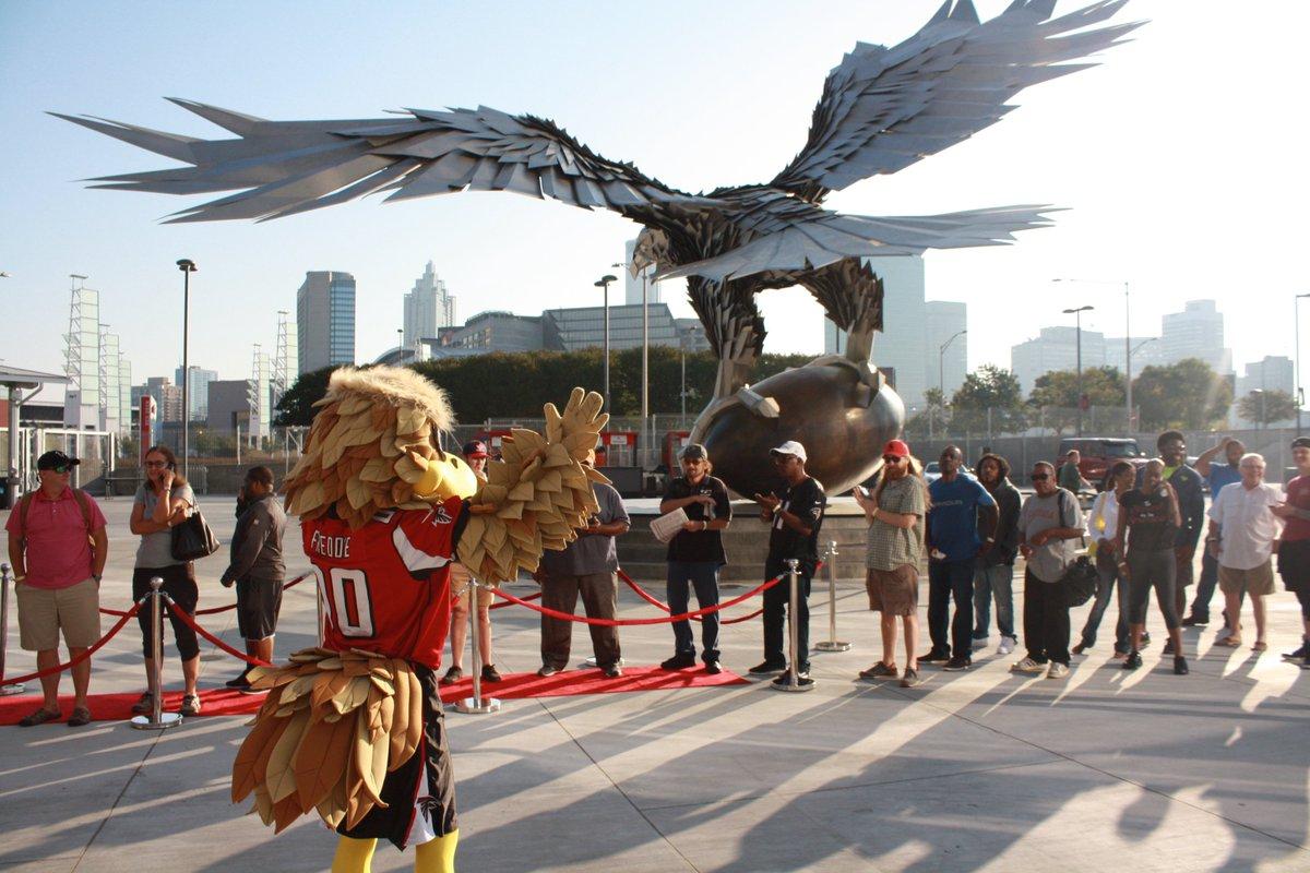 hot sale online 895d0 4e365 Atlanta Falcons on Twitter:
