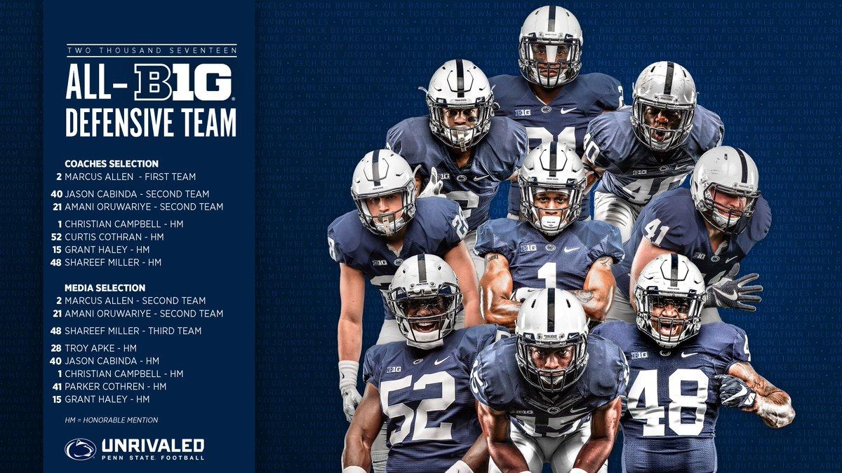 new arrivals 389c3 7919f Penn State Football on Twitter: