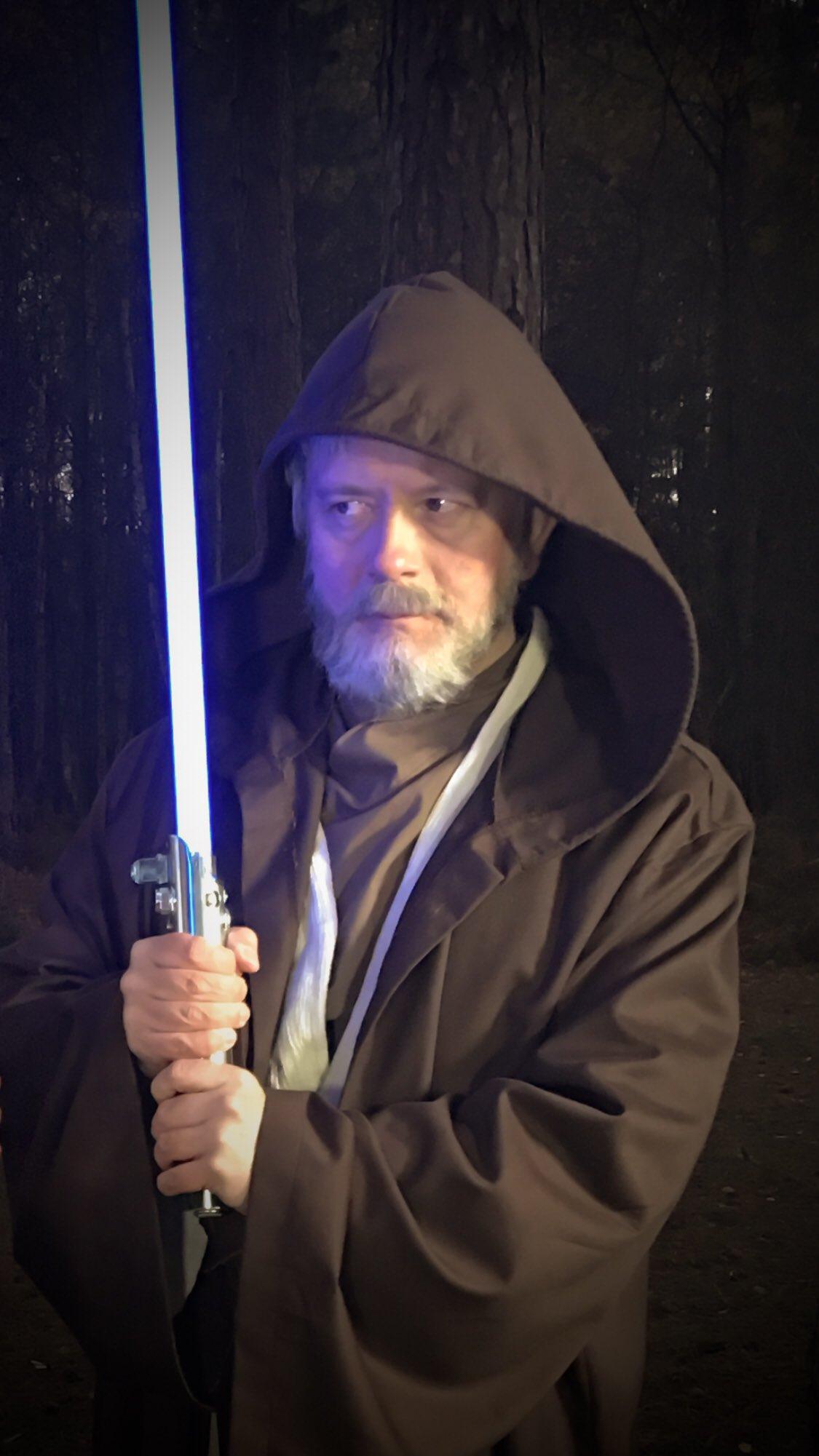 'STAR WARS: The Solo Jedi' Coming soon... https://t.co/yyW3WL3tU0