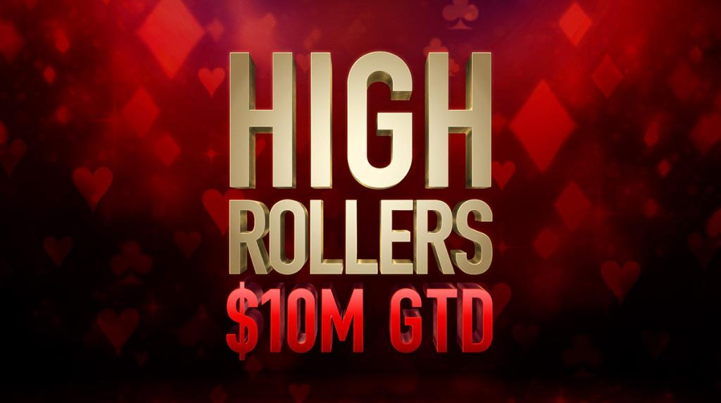 We've got a $215 satellite ticket to give away so that you could qualify for one of the High Rollers events! Retweet and reply to this tweet with your [StarsAccount ID] before 23:59ET on 30/11/2017 for your chance to win.  https://t.co/lO20xEUxtn