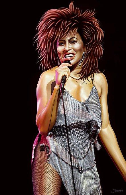 Happy 78th Birthday Anna Mae Bullock AKA Tina Turner