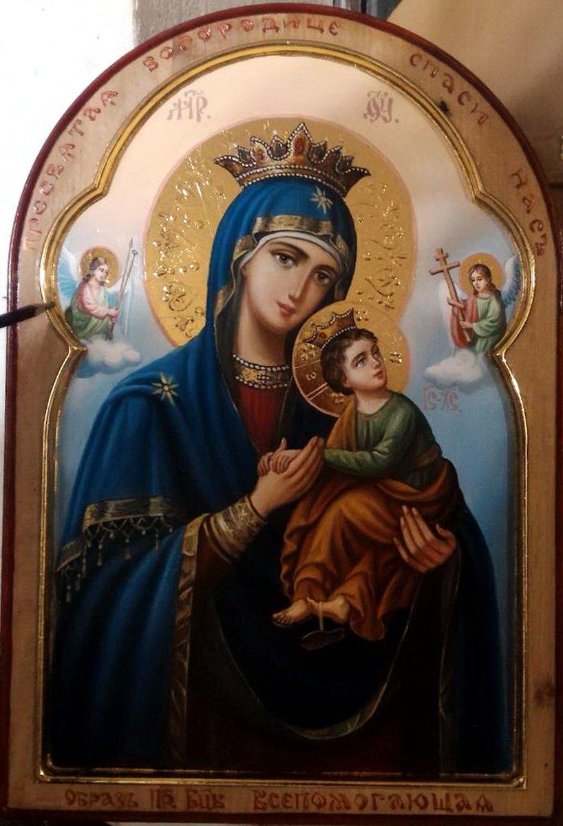 канонические иконы богородицы фото него можно доехать