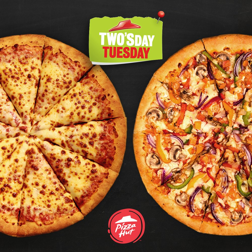 Medium Pizza For $5.99