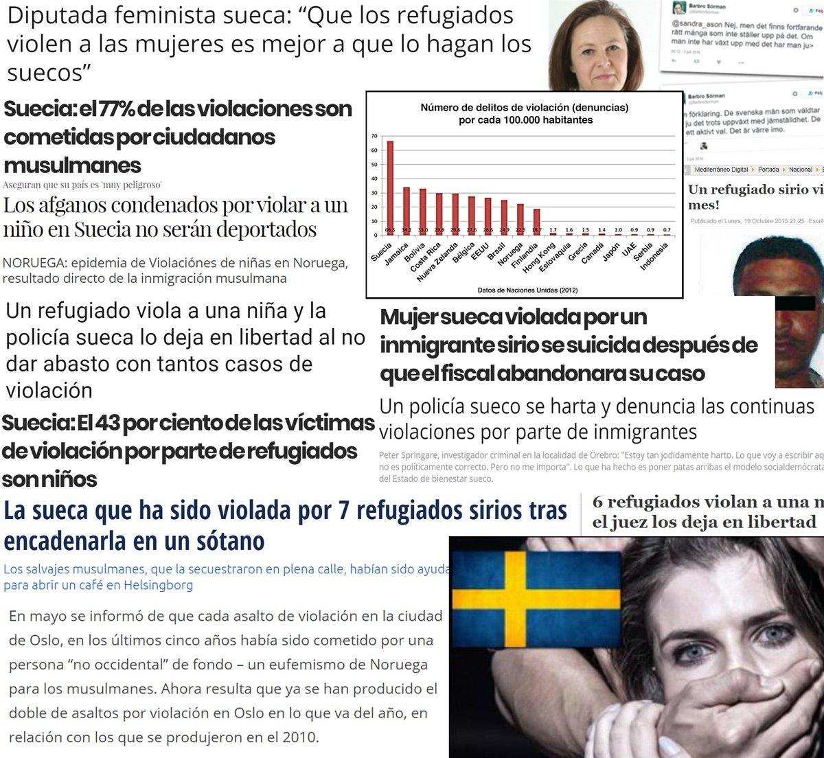 Image result for diputado sueco multado por denunciar violaciones islamicas