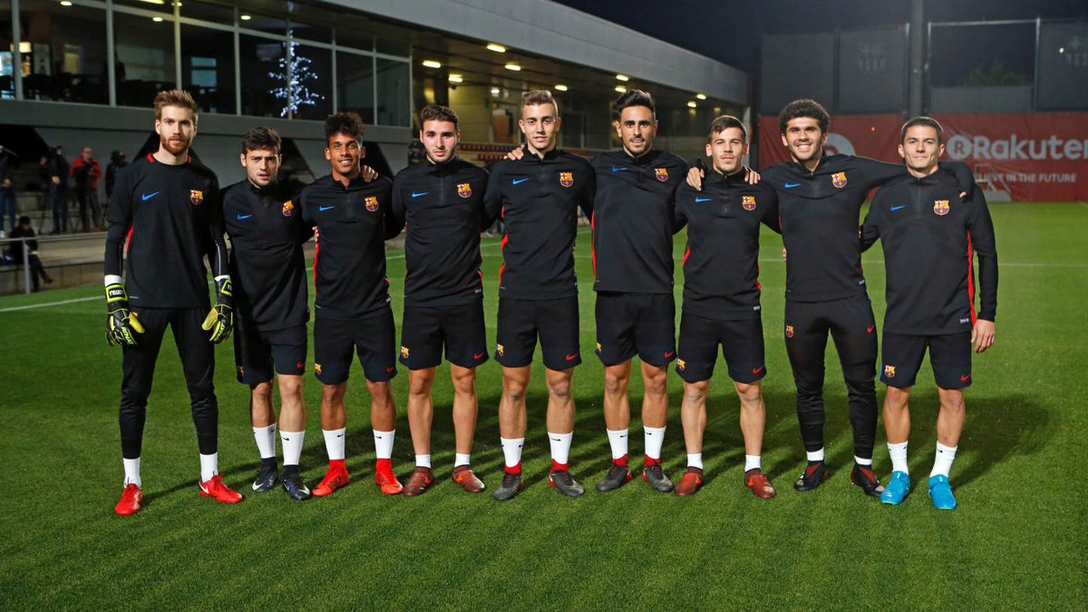 b7acb3a5f FC Barcelona B on Twitter