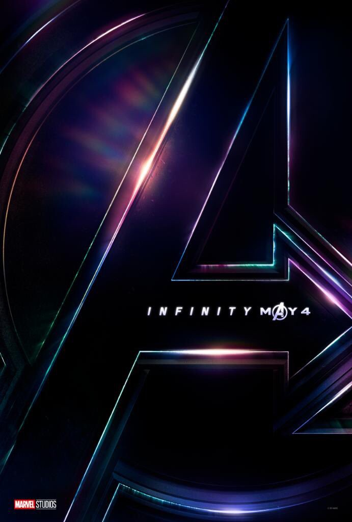 Brian Tong On Twitter Infinitywar Poster Right Here For