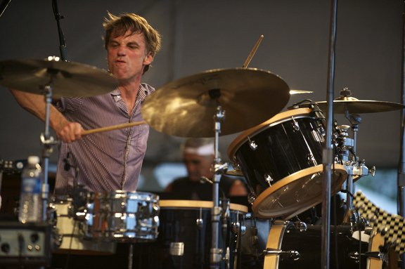 Happy birthday to and drummer Matt Cameron
